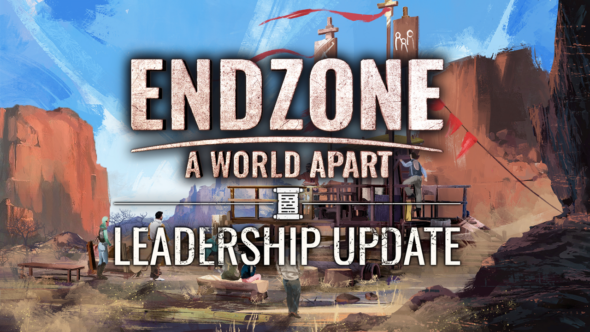 Endzone – The Apocalypse isn't over yet!