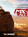 MX vs ATV All Out is coming to Nintendo Switch