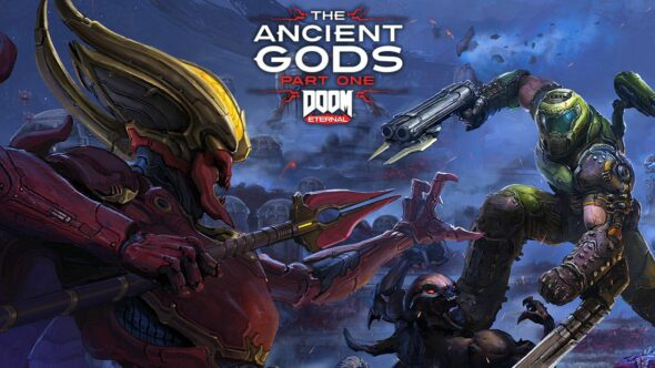 DOOM Eternal: The Ancient Gods – Part One is OUT NOW