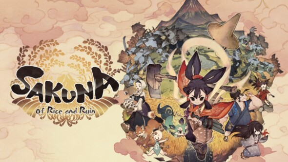 Digital Limited Edition and pre-orders announced for Sakuna: Of Rice and Ruin