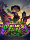 Step right up if you dare, and experience Madness at the Darkmoon Faire. NOW live in Hearthstone.