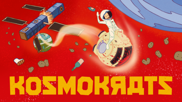 The motherland is calling! The people's adventure game Kosmokrats is out tomorrow!