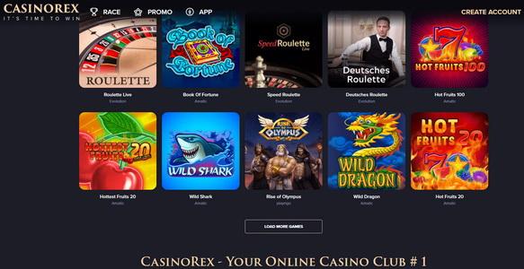Virtual online slots