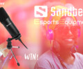 Contest: Sandberg Streamer USB Desk Microphone