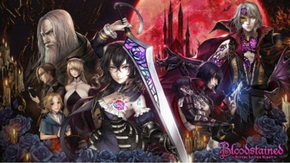 Bloodstained: Ritual of the Night out now for iOS and Android