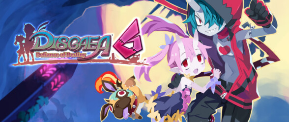 Disgaea 6: Defiance of Destiny Demo and Digital Preorder are available now!