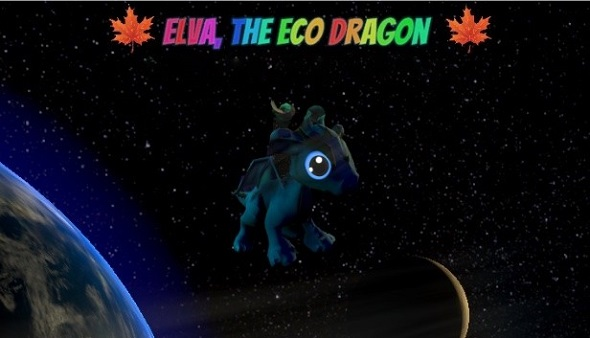 Elva the Eco Dragon – Soon to be released!