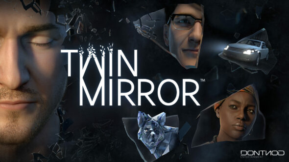 Twin Mirror is out NOW on Playstation 4, Xbox One, and PC