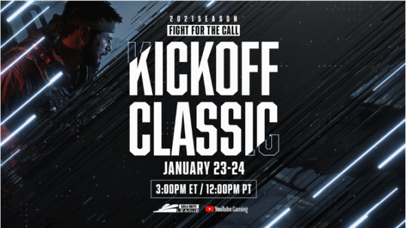 Call of Duty League 2021's season begins with the Kickoff Classic