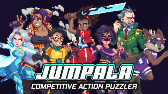 Fast-paced action puzzler Jumpala released on Steam