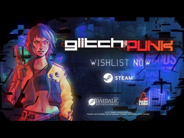 Chaos and carnage in neon-lit streets – Glitchpunk is available NOW in Early Access