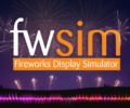 FWsim – Fireworks Display Simulator – Preview