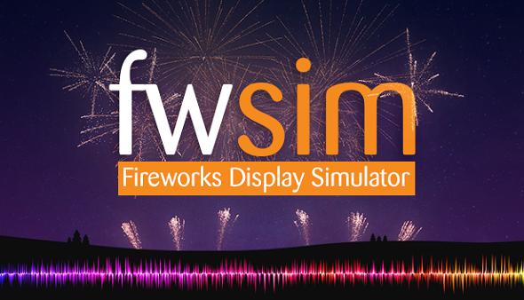 FWsim: Fireworks Display Simulator – Soon in Early Access!