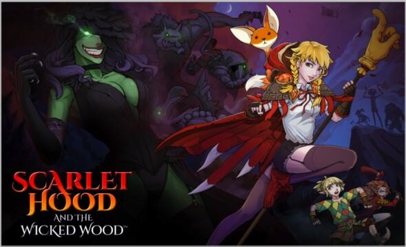 Scarlet Hood and the Wicked Wood release postponed