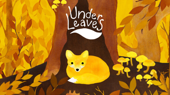 Under Leaves – Now available on Nintendo Switch!