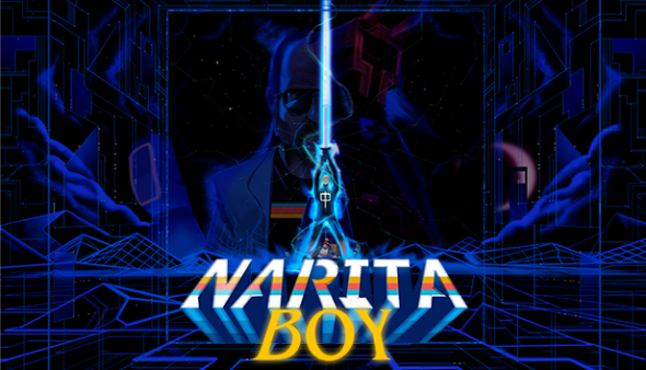 Rewind to the 1980s with Narita Boy
