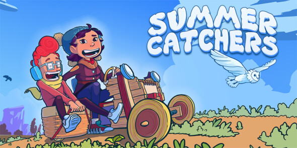 Summer Catchers Out Now on Switch
