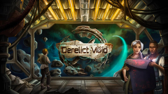 Derelict Void Coming to Steam on March 18