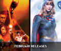 Warner Home Video's new releases for February