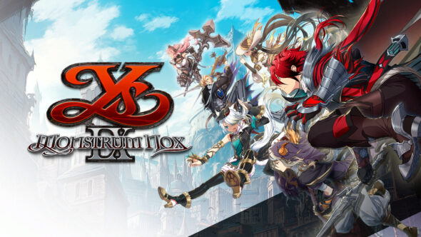 Ys IX: Monstrum Nox also on Switch and PC this July