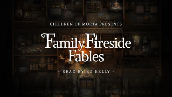 Family Fireside Fables unveiled