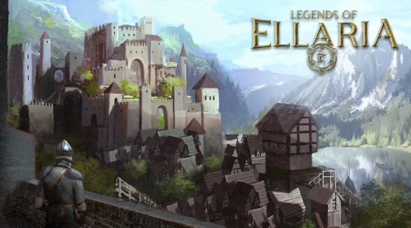 Action-RPG and real-time strategy Legends of Ellaria releases on April 1st