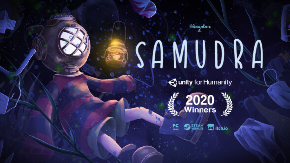 Take a thought-provoking dive through the plastic ocean of SAMUDRA, an eye-opening puzzle adventure coming this July
