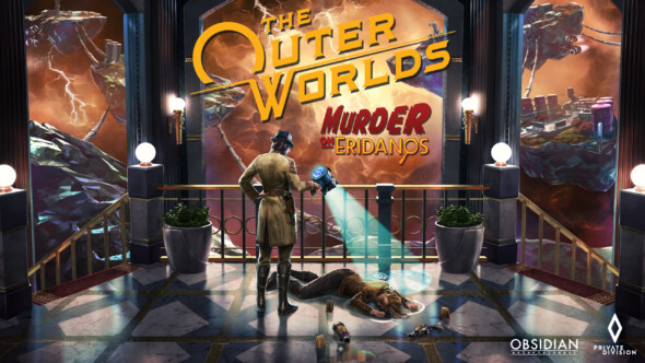 The Outer Worlds: Murder on Eridanos DLC and enhancements patch for next-gen is available now