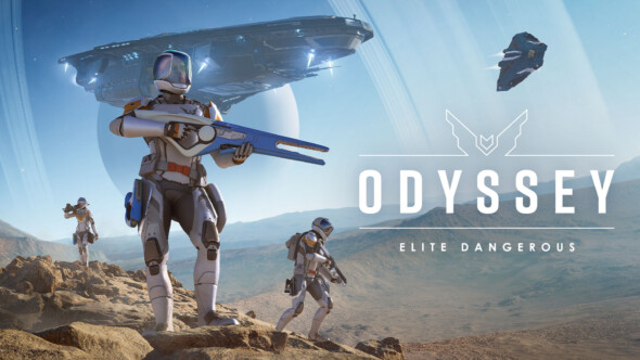 Elite Dangerous: Odyssey going into Alpha March 29