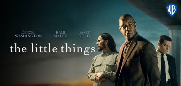 Thriller movie The Little Things is available from May 5th onward on DVD, Blu-ray and VOD