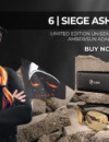 """Gunnar Optiks Announces The Launch Of """"6-Siege, Ash Edition"""" Gaming Glasses"""