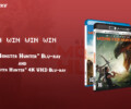 Contest: Monster Hunter 2x Blu-ray + 2x 4K UHD + Blu-ray