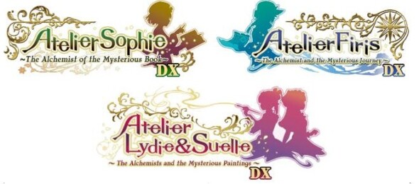 Atelier Mysterious Trilogy Deluxe Pack available now