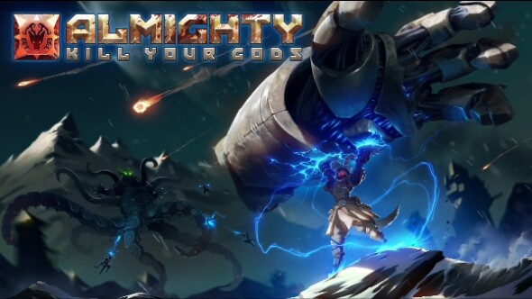 Third person action RPG Almighty: Kill Your Gods launches today on Steam Early Access