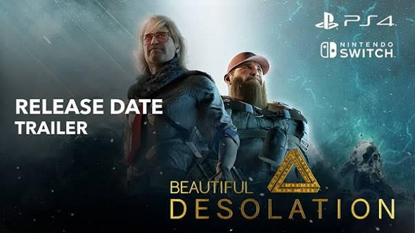 Beautiful Desolation – Coming soon to consoles!
