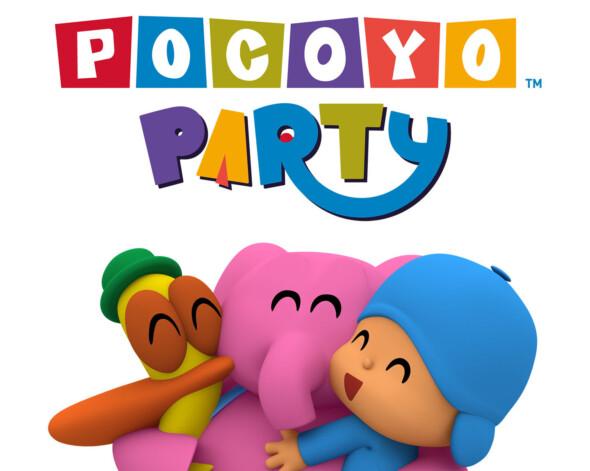 Pocoyo Party has now released