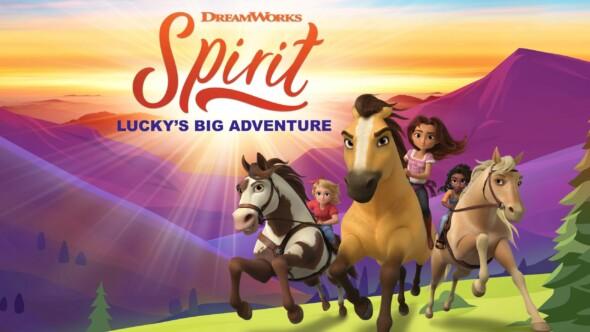 New Gameplay trailer released for Dreamworks Spirit Lucky's Big Adventure