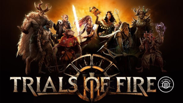 Deck-Building tactical adventure Trials of Fire now available on PC