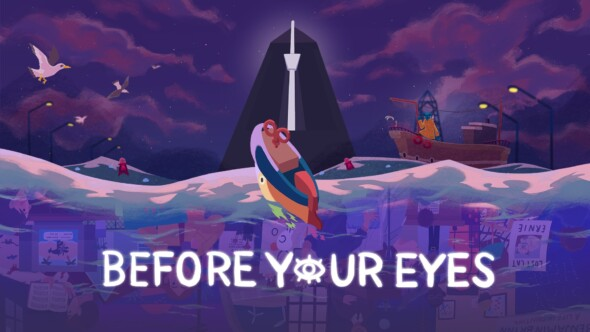 Before Your Eyes, a special webcam game, out now