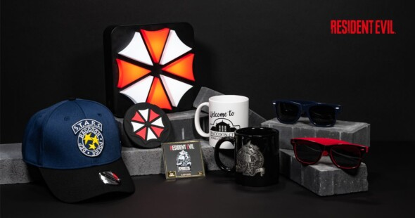 Celebrate Resident Evil's 25th anniversary in style!