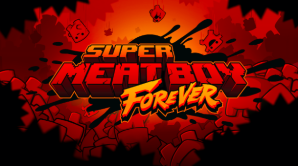 Super Meat Boy Forever is out now on PS and Xbox