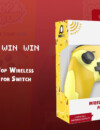 Contest: Minibird Pop Top Wireless Controller for Switch (Yellow)