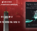 Contest: Signed Copy of Norse Myths That Inspired Final Fantasy VII