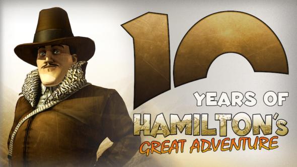 Hamilton's Great Adventure celebrates its 10 year anniversary – 90% off on Steam