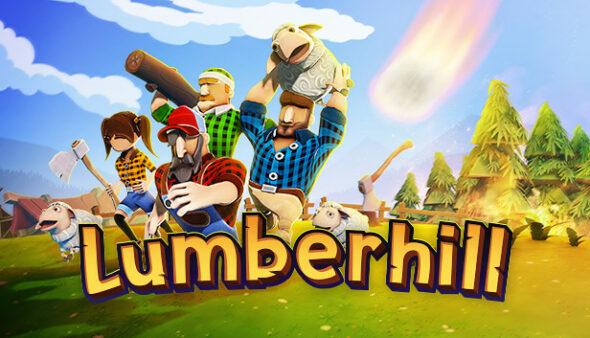 Timber! Multiplayer party game Lumberhill is coming to Steam on June 13