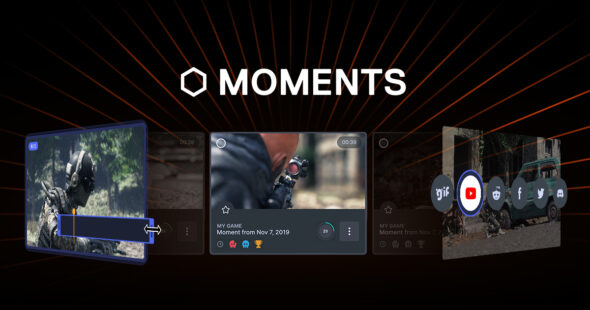Moments lets you capture your best gameplay clips for free!