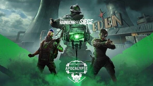 The Apocalypse event in Rainbow Six Siege starts tomorrow, the 4th of May