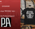 Contest: Profound Apparel Revival T-shirt