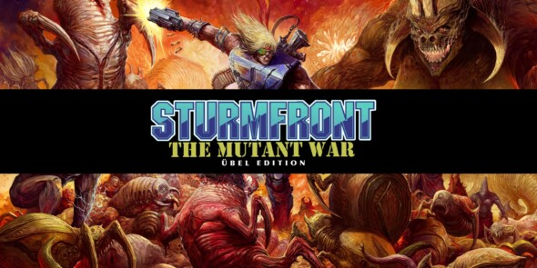 New Sturmfront gets a physical release for Switch and additional digital ones for Wii U and PlayStation Vita