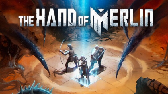 """Rogue-Lite RPG The Hand of Merlin update 3 """"A New Evil"""" is NOW live!"""
